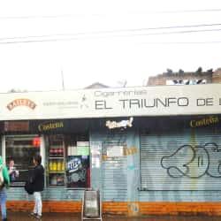 Cigarrería El Triunfo de la Luna en Bogotá