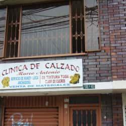 Clínica De Calzado Marco Antonio en Bogotá