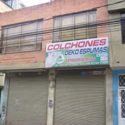 Colchones Deko Espumas en Bogotá