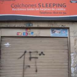 Colchones Sleeping en Bogotá