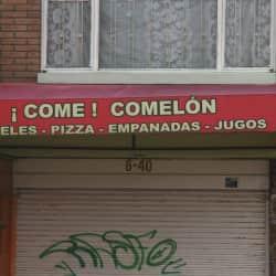 Come Comeloón en Bogotá