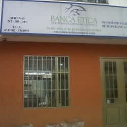 Banca Ética en Bogotá