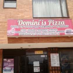 Domini is Pizza en Bogotá