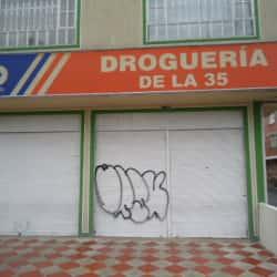 Droguería de la 35 en Bogotá