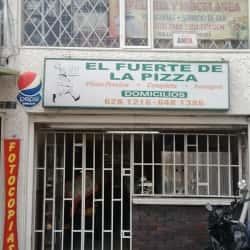El Fuerte de La Pizza en Bogotá