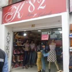 K 82 en Bogotá