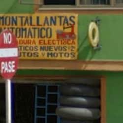 Montallantas Automático Carrera 16B en Bogotá