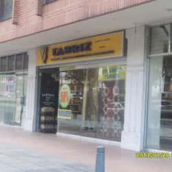 Tabriz en Bogotá