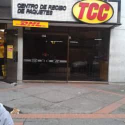 TCC  Centro de Recibo Paquetes Calle 77 en Bogotá
