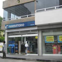 Farmatodo Nogal en Bogotá