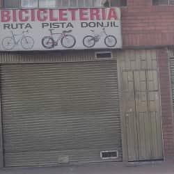 Bicicletería Ruta Pista Don Gil en Bogotá