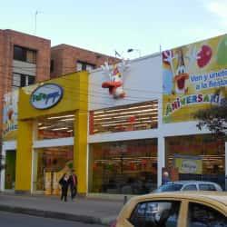 Pepe Ganga - Cedritos en Bogotá