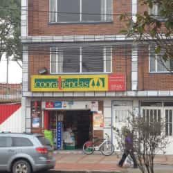 Cooratiendas Calle 8 en Bogotá