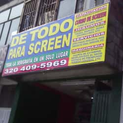 De Todo Para Screen en Bogotá