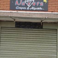 Nahara crepes y Algo más en Bogotá