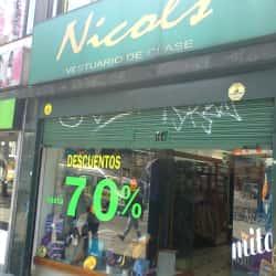 Nicols Carrera 13  en Bogotá