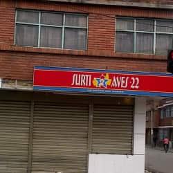 Surti Aves 22 Carrera 50 con 5 en Bogotá
