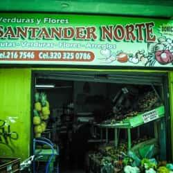 Santander Norte en Bogotá