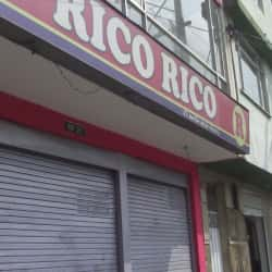 Rico Rico Carrera 25 con 48C en Bogotá