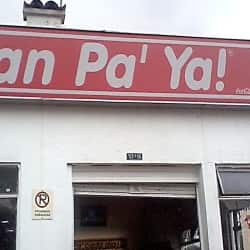Pan Pa' Ya! Bulevar en Bogotá