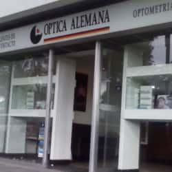 Óptica Alemana Carrera 15 con 91 en Bogotá