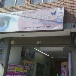 Óptica Laboratorio Maxilens en Bogotá