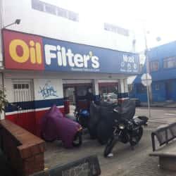 Oil Filter's Calle 34 en Bogotá