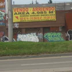 Vendo Arriendo Area en Bogotá
