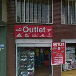 Outlet Calle 44 en Bogotá