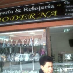 Moderna en Bogotá