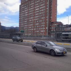 Estación Corferias en Bogotá