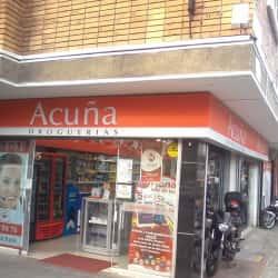 Droguerías Acuña Country  en Bogotá