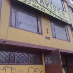 Incanviseg en Bogotá