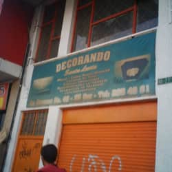 Decorando St Lucía en Bogotá