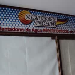Calentadores Alemanes en Bogotá