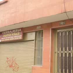 Cerrajería Auto Yale en Bogotá