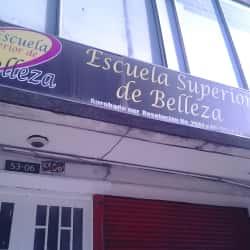 Escuela Superior De Belleza en Bogotá
