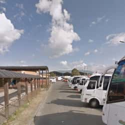 Terminal de Trasnporte de Chia en Bogotá