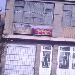 Koffe Kroeg Deja Vu en Bogotá