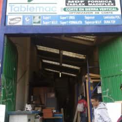 Tablemac Calle 22  en Bogotá