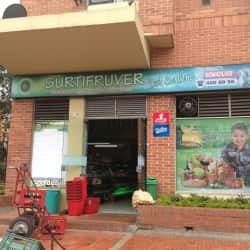 Surtifruver del Salitre.  en Bogotá