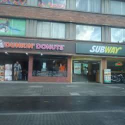 Subway Javeriana en Bogotá