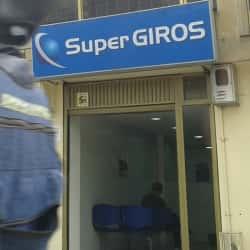Super Giros Avenida Primera de Mayo en Bogotá