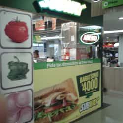 Subway Floresta en Bogotá