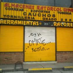 Almacenes Ratorcol LTDA en Bogotá
