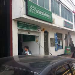 Servientrega Carrera 60 en Bogotá