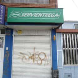 Servientrega Calle 8 con 31 en Bogotá