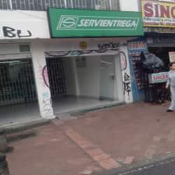 Servientrega Calle 80 con 85 en Bogotá