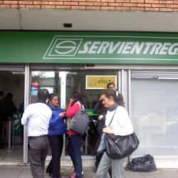 Servientrega Calle 72 en Bogotá