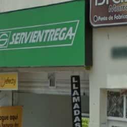 Servientrega Carrera 21 en Bogotá